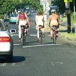 Szabad meztelenül biciklizni
