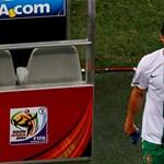 Ronaldo köpködött, unott volt és mást hibáztatott