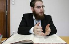 Köves Slomó rabbi: A baloldal és a Jobbik összefogása káros