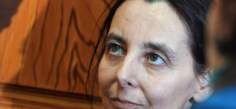Letöltendő fogházbüntetésre ítélték Geréb Ágnest