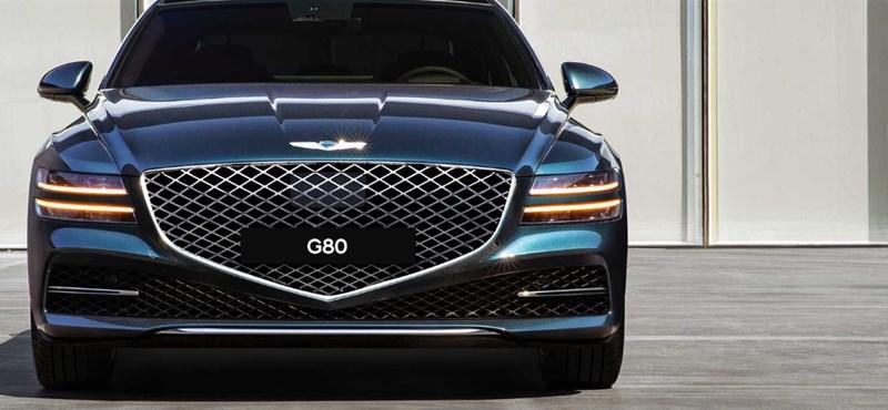 Dél-koreai luxus: a Hyundai prémiummárkája ismét hadat üzen a német riválisoknak