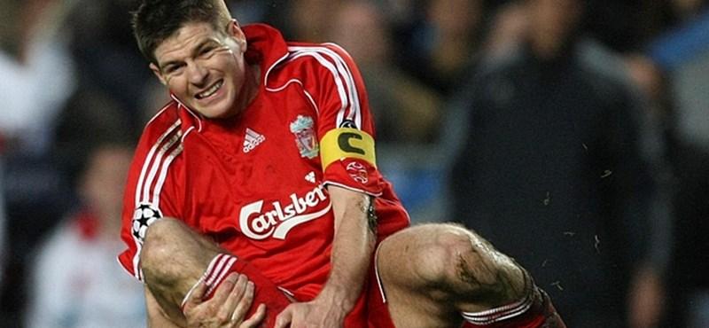 Visszatér Gerrard, akiért félmilliót fizetett az angol szövetség