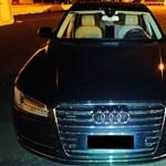 Fél órán belül fogtak két lopott prémium autót a határon