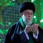 Az iráni ajatollahra vetett ki szankciókat Trump