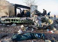 Irán megmagyarázta, miért lőtték le az ukrán utasszállítót