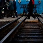 Árvíz okozta korlátozások a magyar vonatközlekedésben