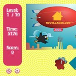 Ha hirtelen kell: aranyos online puzzle játék, gyerekeknek