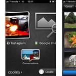 Látványos képnézegető iPhone-ra, akár Instagram és Facebook fotókhoz is
