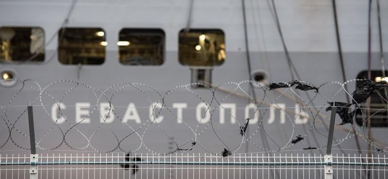 Putyinék államosították az ukrán elnök hajógyárát