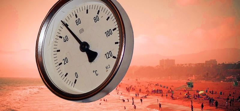Gyorsabban melegszik Európa, mint azt jelezték