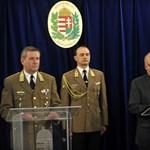 Elbúcsúztatták az Afganisztánban meghalt magyar katonákat