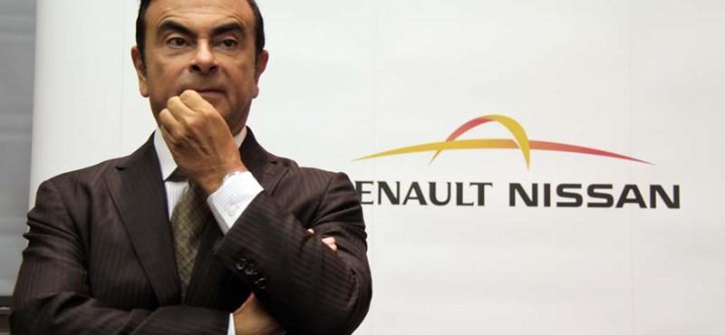 Felmentette a Nissan a cég letartóztatott elnökét