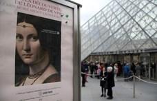 40 millió eurós kárt okozott a koronavírus a Louvre-nak