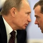Lehet, hogy Putyinék még kevesebb voksot kaptak