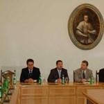 Élelmiszerbiztonsági fórum volt az EKF-en