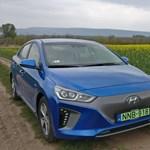 Hyundai Ioniq dupla teszt: a hibrid az elektromos ellen