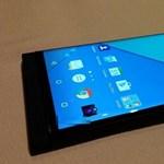 Itt vannak az eddigi legjobb, kiszivárgott képek a BlackBerry androidos telefonjáról
