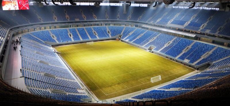 Észak-koreai kényszermunkások építik a stadiont?