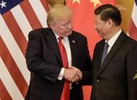 Megállapodott az Egyesült Államok és Kína, nem lesz amerikai pótvám