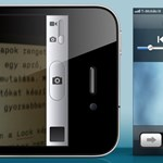 iOS 5 tipp: fotózás gomb a Lock képernyőn