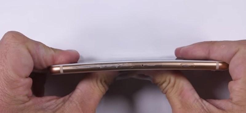 Tortúrateszten az iPhone 8: így szerepelt