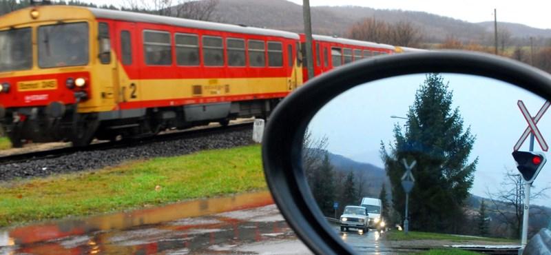 """Itt a """"halállista"""": ezt a 14 vasútvonalat akarja bezárni a kormány"""