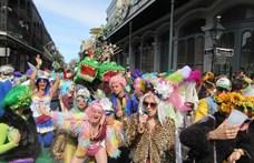 New Orleans a pokol kapujában áll