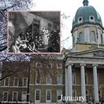 Bizarr karácsonyi ajándék: naptár a hírhedt brit elmegyógyintézetekről