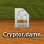 Cryptor: titkosítsa állományait egy mozdulattal, OS X alatt
