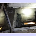 Targonca nyitotta a titkos földalatti drogkertészet ajtaját Tégláson – fotó, videó