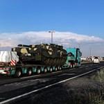 Megérkeztek a Leopard tankok Tatára