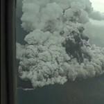 Átirányítja az Anak Krakatau felett átrepülő járatokat Indonézia