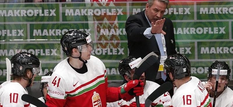 Magyarország rendezi a 2018-as divízió I.-es jégkorong-vb-t