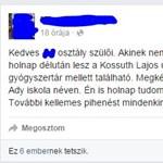 Hatalmas botrány: Hitlert élteti az általános iskolai tanárnő Facebook-oldalán