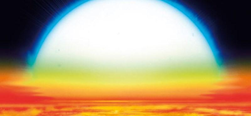 Váratlan dolgokra bukkantak egy 4000 Celsius-fokos bolygón