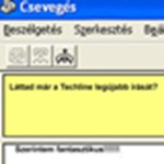Rejtett csevegőprogram a Windowsban