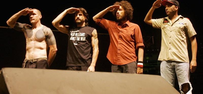 Nagyon úgy fest, összeáll a Rage Against the Machine egy amerikai turnéra