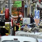 Összeomlott két ház Marseille-ben