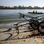 Rekordalacsony a Duna vízszintje