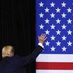 Trump: Amerika ismét tiszteletnek örvendő nemzet lett