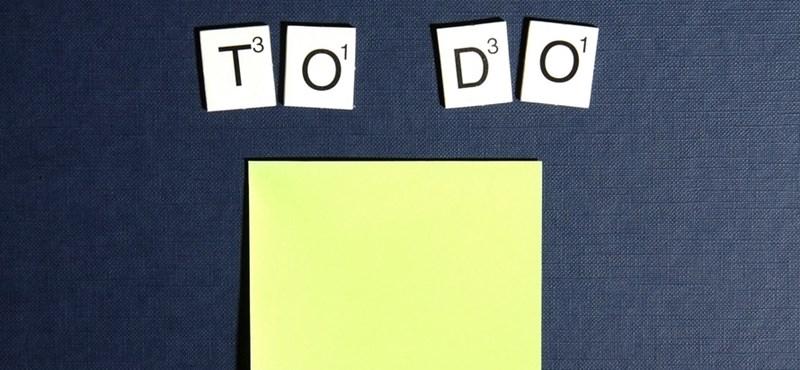 Hajlamos tologatni a feladatait? Ezek a tanácsok megváltoztathatják az életét!