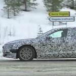 Lencsevégre kapták a teljesen új Audi A8-at, mutatjuk a videót