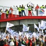 A magyar szakszervezetek végképp felmorzsolódnának, ha nem lennének itt a multicégek
