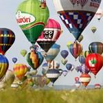 Oroszlángyilkosság és hőlégballonok a hét képein