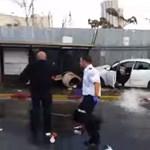 Videó: újabb véres gázolásos merényletet hajtottak végre Jeruzsálemben