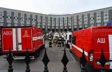 Újabb orosz kórházban történt tűzeset, több beteg is meghalt
