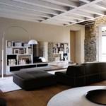 A világ legszebb otthonai: fényes lakás Lombardiából – fotó