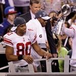 """Az """"Óriások"""" nagy napja - Super Bowl-győztes a New York Giants"""