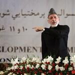 Karzai elnök kemény hangot ütött meg a NATO-val szemben