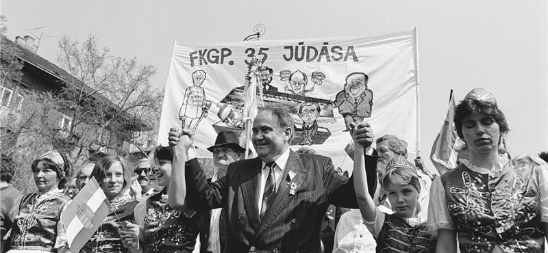 """A Fidesz, Torgyán és a """"liberális férgek"""""""